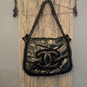 Chanel Fashion Black Flapbag